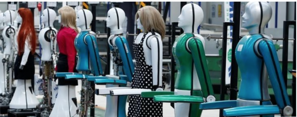 These are the jobs most likely to be taken by robots